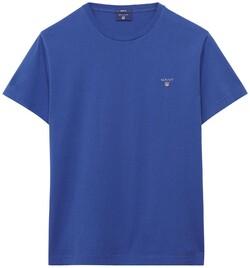 Gant Gant The Original T-Shirt T-Shirt Yale Blue