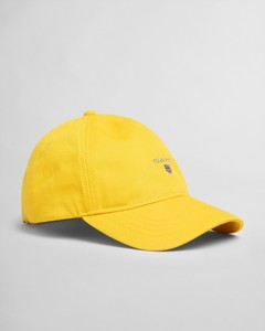 Gant Gant Twill Cap Cap Solar Power Yellow