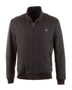 Gant LA Wool Jacket Jack Anthracite Grey