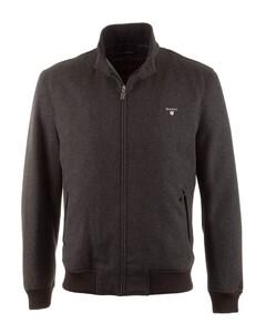 Gant LA Wool Jacket Jack Antraciet
