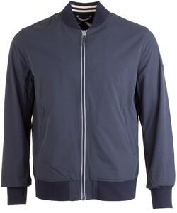 Gant Light Active Varsity Jacket Jack Evening Blue
