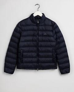 Gant Light Padded Jacket Jack Evening Blue