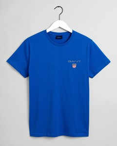 Gant Medium Shield T-Shirt T-Shirt Nautical Blue