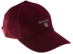 Gant Melton Cap Cap Bordeaux
