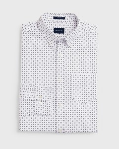 Gant Micro Sport Button Down Shirt White
