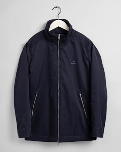 Gant Midlength Jacket Jack Evening Blue