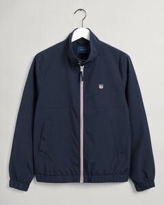 Gant Nylon Harrington Jacket Jack Avond Blauw