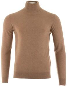 Gant Premium Kasjmier Trui Warm Khaki