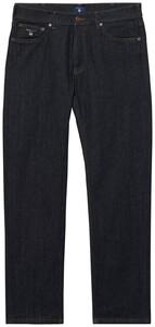 Gant Regular Straight Jeans Jeans Donker Blauw