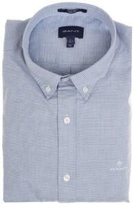 Gant Royal Oxford Overhemd Diep Blauw
