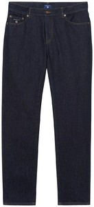Gant Slim Straight Jeans Jeans Dark Evening Blue