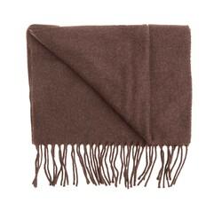 Gant Soft Uni Sjaal Donker Bruin