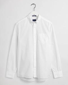 Gant Sunfaded Button Down Overhemd Eggshell