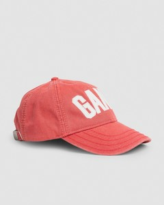 Gant Sunfaded Cap Cap Mineral Red