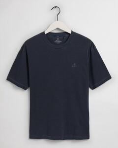 Gant Sunfaded Shirt T-Shirt Deep Ocean