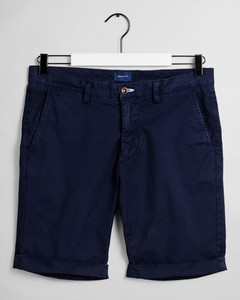 Gant Sunfaded Shorts Bermuda Marine