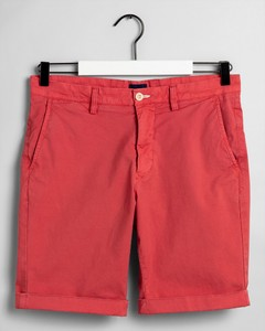 Gant Sunfaded Shorts Bermuda Mineral Red