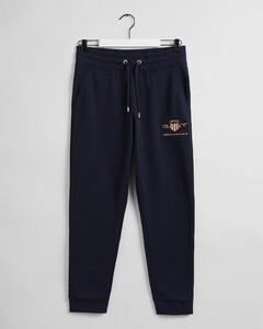 Gant Sweat Pants Archive Shield Nachtmode Avond Blauw