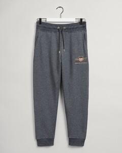 Gant Sweat Pants Archive Shield Nightwear Anthracite Melange