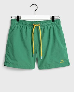 Gant Swim Shorts Swim Short Leaf Green