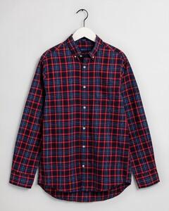 Gant Tech Prep Check Overhemd Bright Red