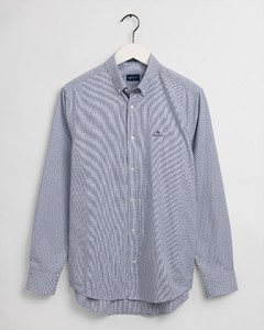 Gant Tech Prep Royal Oxford Contrast Overhemd College Blue