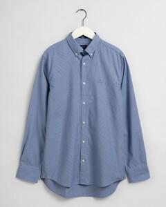 Gant Tech Prep Royal Oxford Fantasy Stripe Overhemd Hamptons Blue