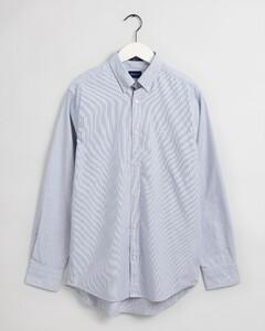 Gant Tech Prep Royal Oxford Fantasy Stripe Overhemd Wit