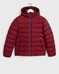 Gant The Active Cloud Jacket Jack Mahogany Red