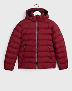 Gant The Active Cloud Jacket Jack Mahonie Rood
