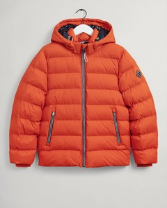Gant The Active Cloud Jacket Jack Pumpkin Orange