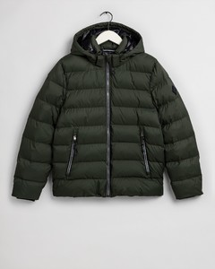 Gant The Active Cloud Jacket Jack Thyme Green