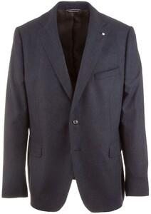 Gant The Herringbone Blazer Jacket Navy