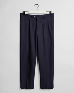Gant The Hugger Slack Pants Evening Blue