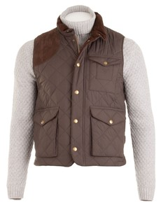 Gant The Hunter Vest Body-Warmer Zwart