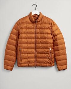 Gant The Light Down Jacket Jack Dark Mustard Orange