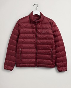 Gant The Light Down Jacket Jack Plumped Red