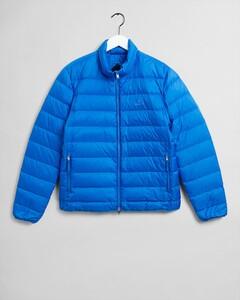 Gant The Light Down Jacket Jack Strong Blue