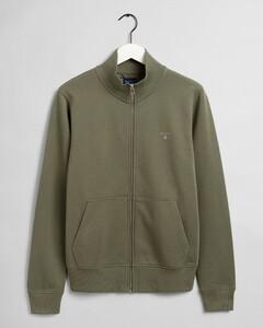 Gant The Original Full Zip Cardigan Vest Four Leaf Clover