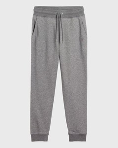 Gant The Original Sweat Pants Nightwear Dark Grey Melange