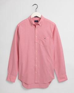 Gant The Oxford Shirt Overhemd Paradise Pink
