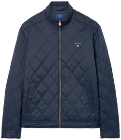 Gant The Quilted Windcheater Jack Navy