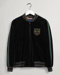 Gant Velvet Varsity Jacket Jack Black