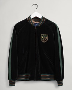 Gant Velvet Varsity Jacket Jack Zwart