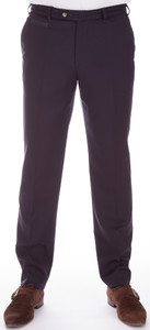 Gardeur Bardo Eco Wash Wool Broek Navy