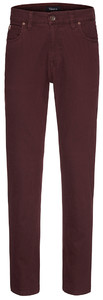 Gardeur BATU-2 5-Pocket Broek Bordeaux