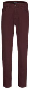 Gardeur BATU-2 5-Pocket Pants Bordeaux