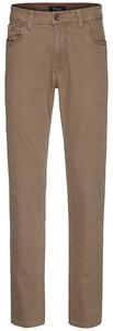 Gardeur BATU-2 5-Pocket Pants Dark Sand