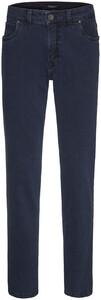 Gardeur BATU-2 Modern-Fit 5-Pocket Jeans Jeans Blauw