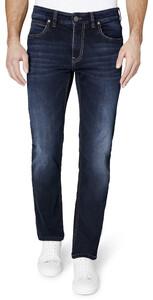 Gardeur BATU-2 Modern-Fit 5-Pocket Jeans Jeans Dark Denim Blue